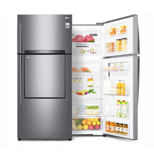 [내가 선택한 이유] LG 일반형 냉장고  - [LG전자] LG 일반형냉장고 B507SSM  (With 사회초년생 소식)