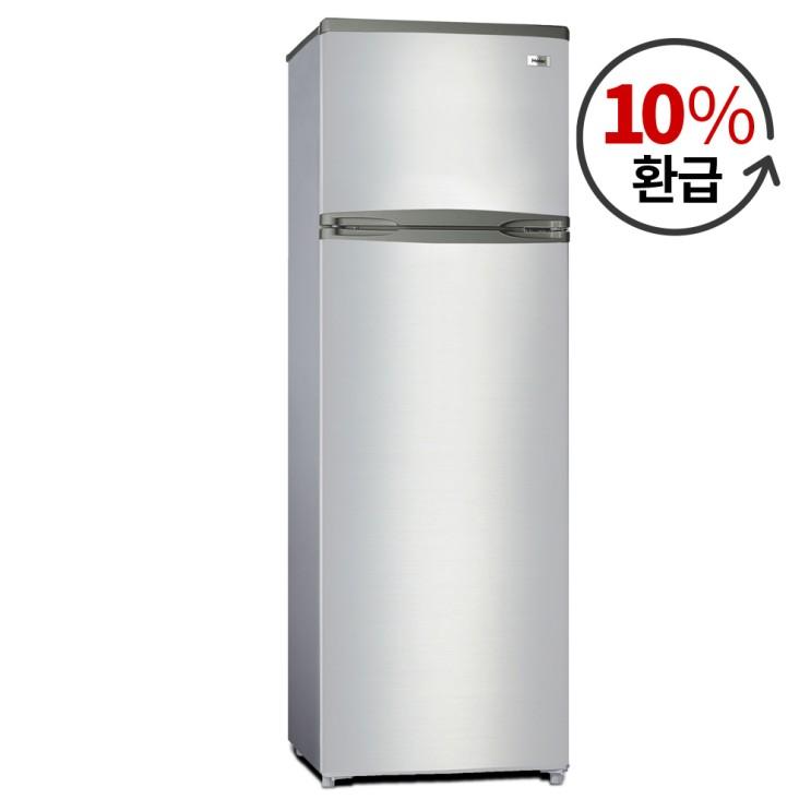 [내가 선택한 이유] 일반형 냉장고 1등급  - 하이얼 1등급 일반소형냉장고 실버  (With