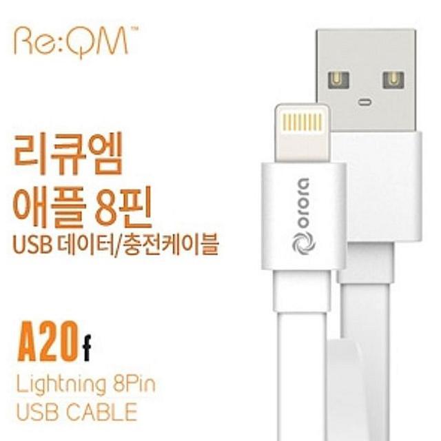 [쇼킹세일] 애플스토어  - 초이스스토어 리큐엠 애플8핀 USB  (With '생활의 소식)