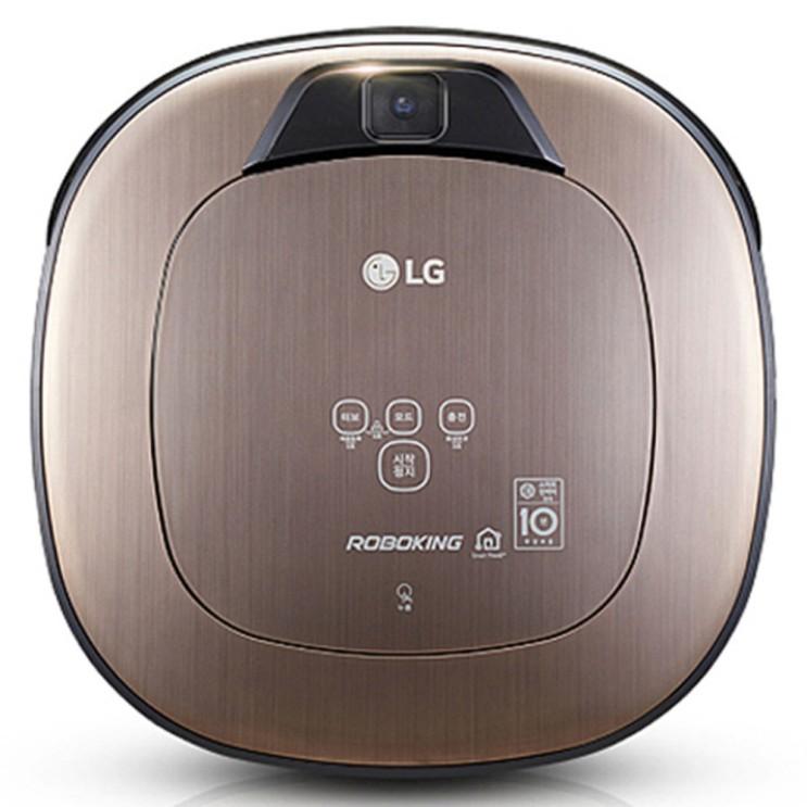 [내가 선택한 이유] LG 로봇청소기  - LG전자 로보킹 터보 로봇청소기  (With [bnt화보] 소식)