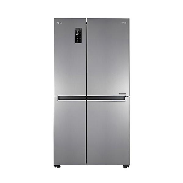 [내가 선택한 이유] 엘지 양문형 냉장고  - 디오스 양문형 냉장고 821L,  (With 김원성 소식)