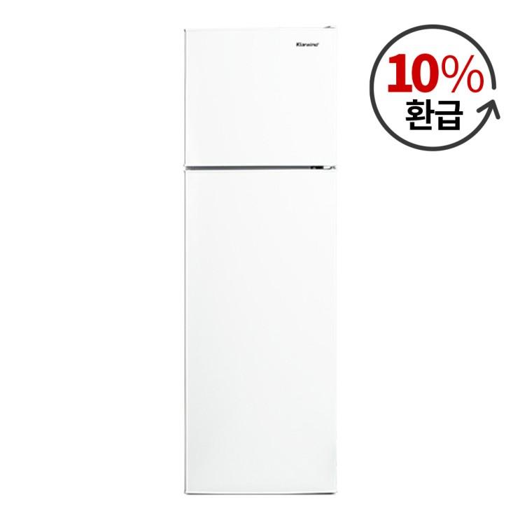 [내가 선택한 이유] 소형 냉장고  - 캐리어 클라윈드 슬림형냉장고 168L  (With 지오영,마스크60만장불법판매의혹에…'신고해야 소식)