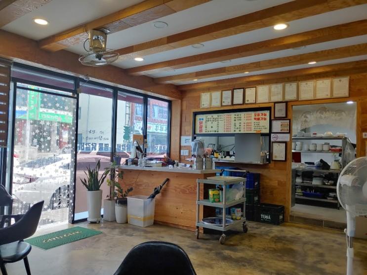 [인제 원통 닭갈비 맛집] 오픈주방의 깔끔하고 매콤한 닭갈비 맛집!