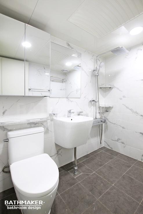 경기도 하남시 하남 부영아파트 욕실리모델링