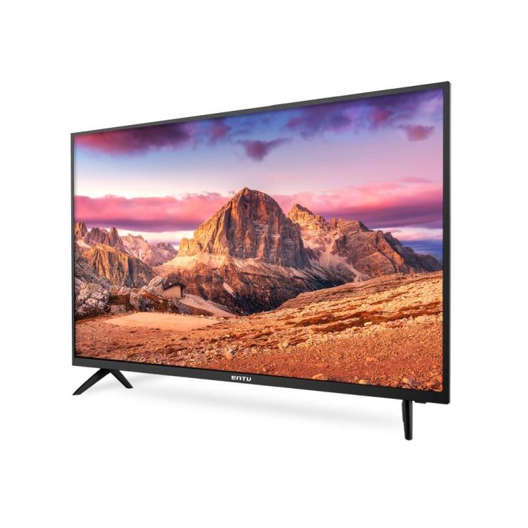 이엔TV FULL HD LED 101cm 무결점 TV C400DIEN, 스탠드형, 자가설치