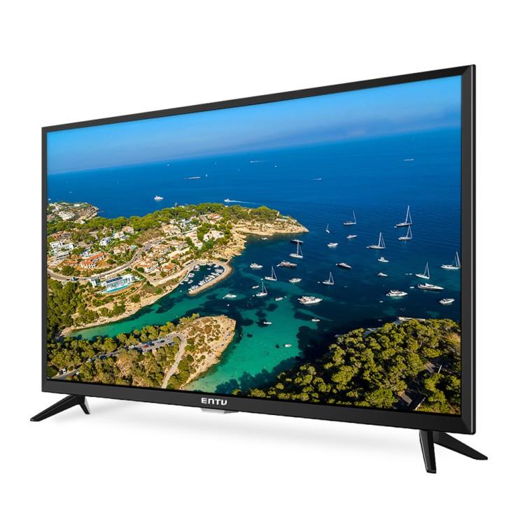 이엔티비 HD DLED 82cm 무결점 삼성패널 TV C320DIEN, 스탠드형, 자가설치