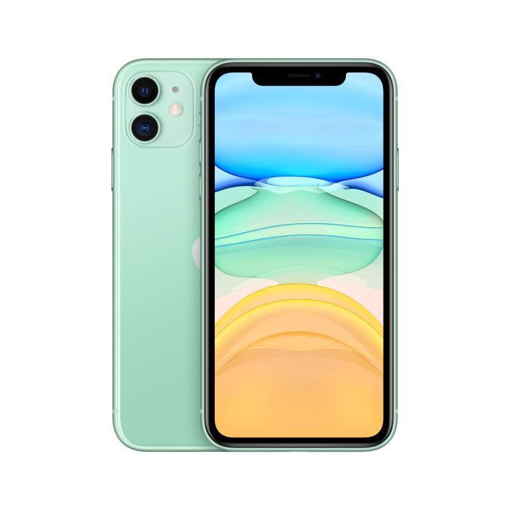 Apple 아이폰 11 6.1 디스플레이, 공기계, Green, 64GB