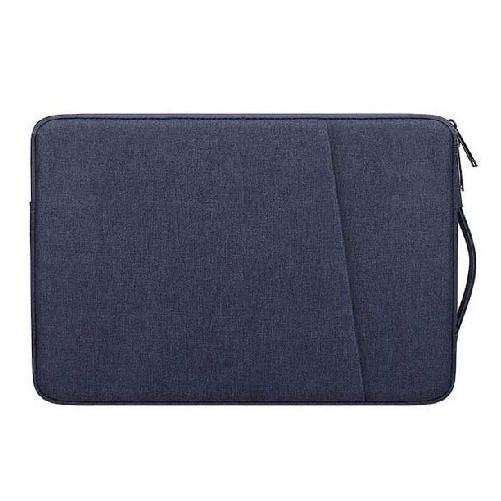LG그램 맥북 17인치 16인치 15인치 14인치 13인치 파우치 노트북 케이스 손잡이 삼성 맥북프로 맥북에어 엘지그램, 네이비(A타입)
