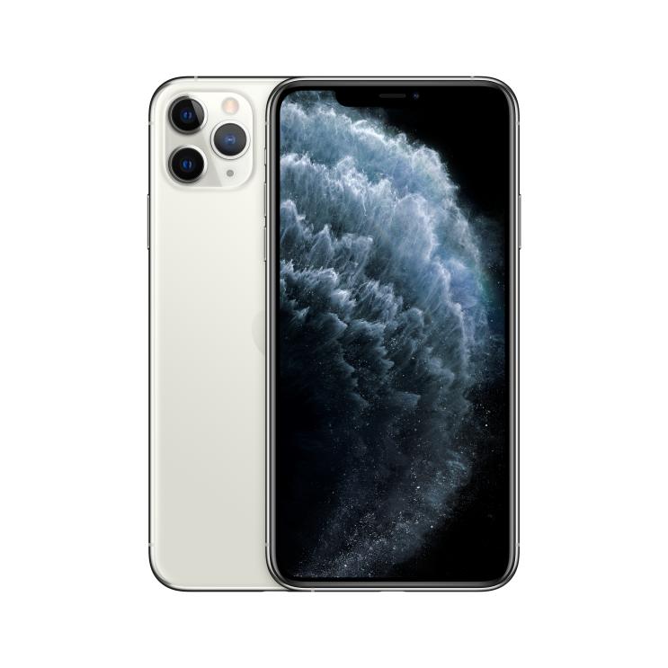 Apple 아이폰 11 Pro Max, 공기계, Silver, 256GB