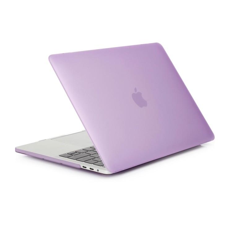 맥컬리 맥북 프로 하드 케이스 퍼플 BMK-PROSHELL15-PU, 1개