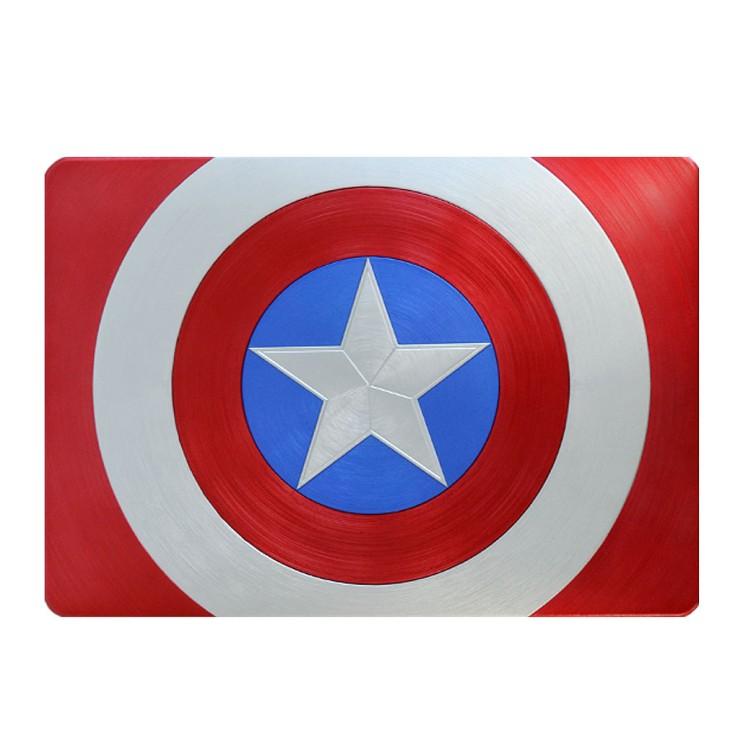 아이스토리 캡틴아메리카 맥북 프로 케이스 IST-CAPMB13, RED(RD), 13in