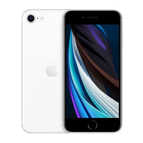 Apple 아이폰 SE 2세대, 공기계, White, 64GB