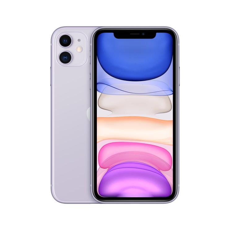 Apple 아이폰 11 6.1 디스플레이, 공기계, Purple, 128GB