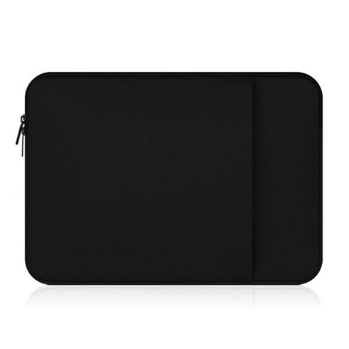 플럭스 네오프렌 파스텔 맥북 노트북 파우치 코즈모 블랙