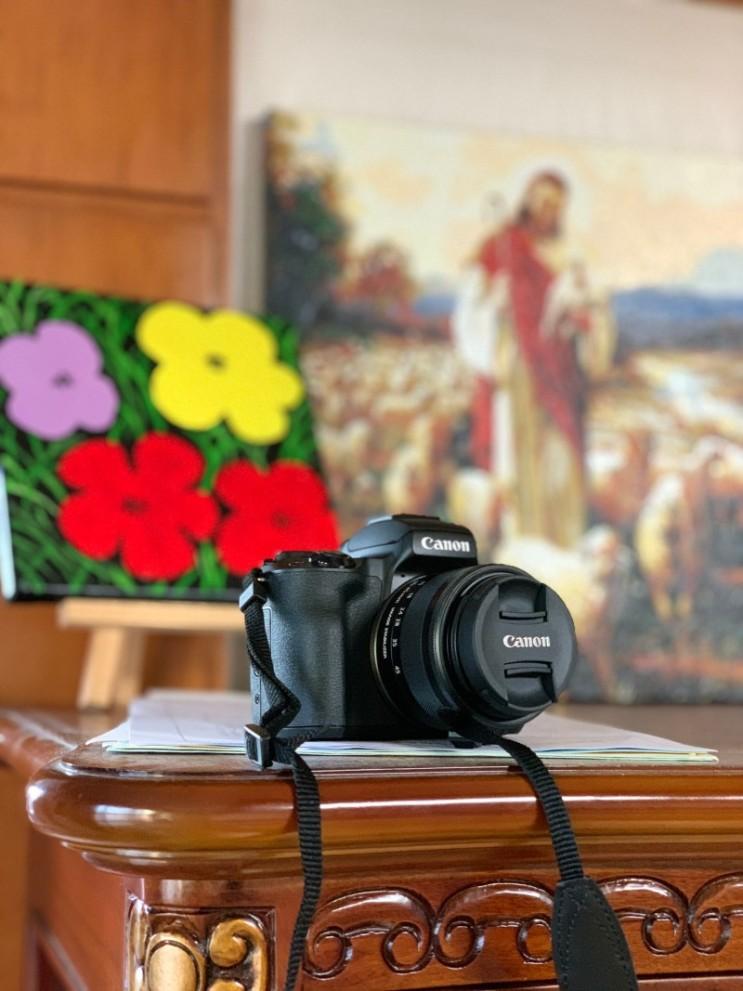 [카메라] Canon 이벤트 : 100% 선물 캐논이 가을가을해 (feat. 이벤트 모델, 캐논 정품 등록 혜택)