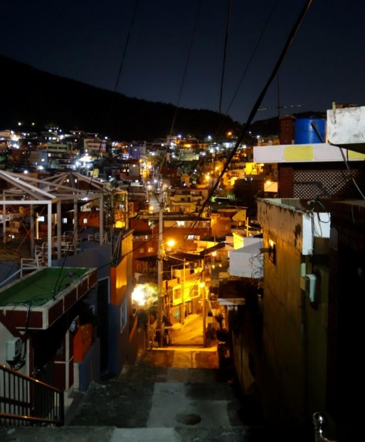 부산 야경 명소 호천마을 호천문화플랫폼 남일바에서 쌈마이웨이 촬영지 가는 방법