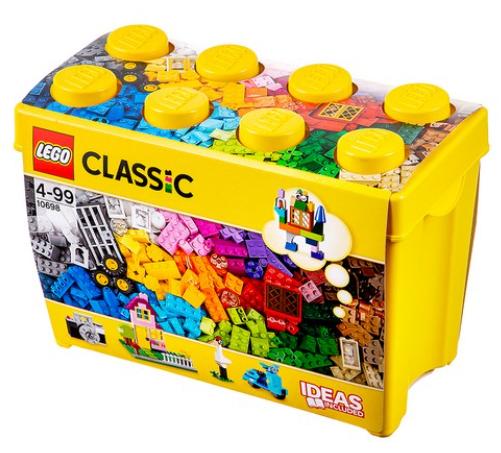 레고 클래식 라지 10698 은 창의력을 길러준다? (아무거나 사지 마세요)