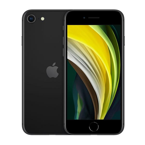 Apple 아이폰 SE 2세대, 공기계, Black, 64GB