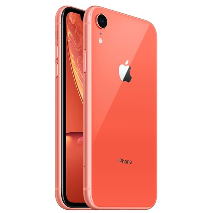 Apple 아이폰 XR 6.1 디스플레이, 공기계, 코랄, 128GB