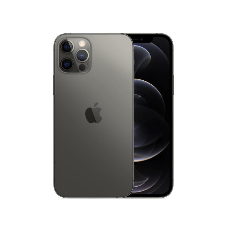 Apple 아이폰 12 Pro, 공기계, Graphite, 256GB