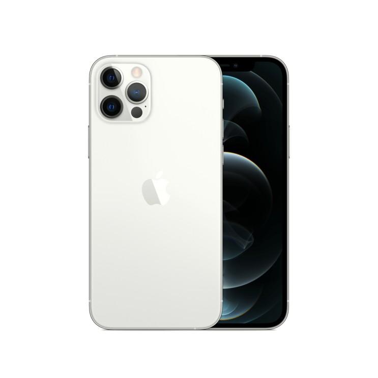 Apple 아이폰 12 Pro, 공기계, Silver, 256GB