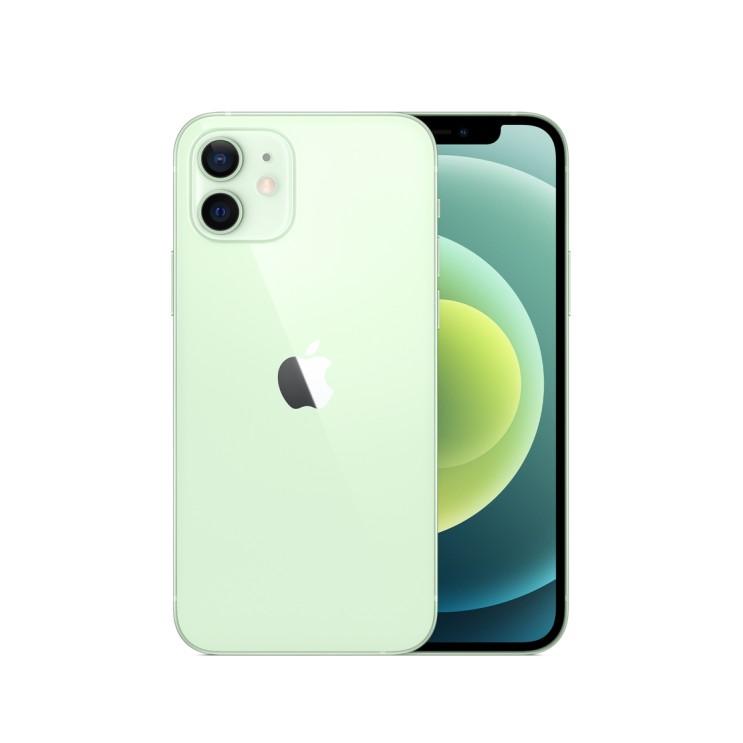 Apple 아이폰 12, 공기계, Green, 64GB