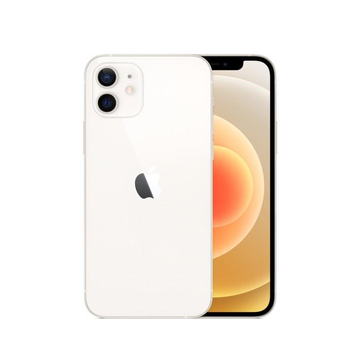 Apple 아이폰 12, 공기계, White, 128GB