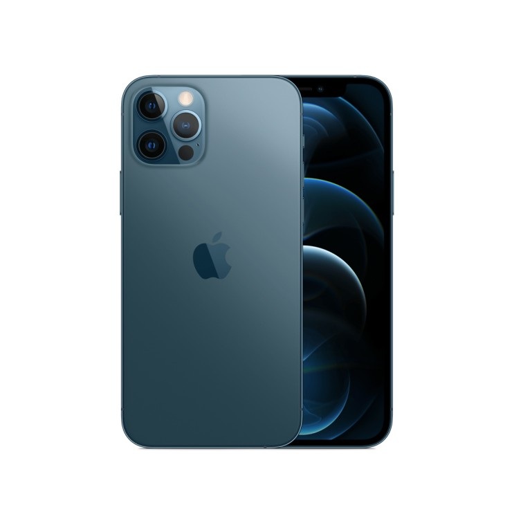 Apple 아이폰 12 Pro, 공기계, Pacific Blue, 128GB