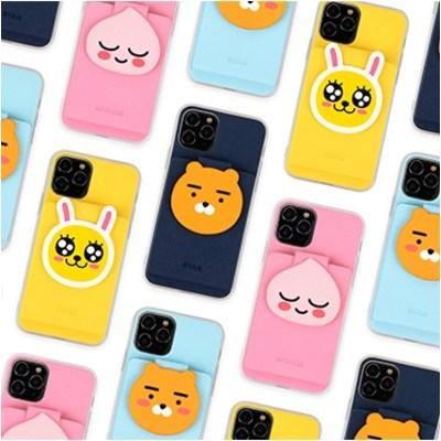카카오프렌즈 PU백커버 케이스 iPhone12 mini-5.4 / 아이폰12 미니-5.4