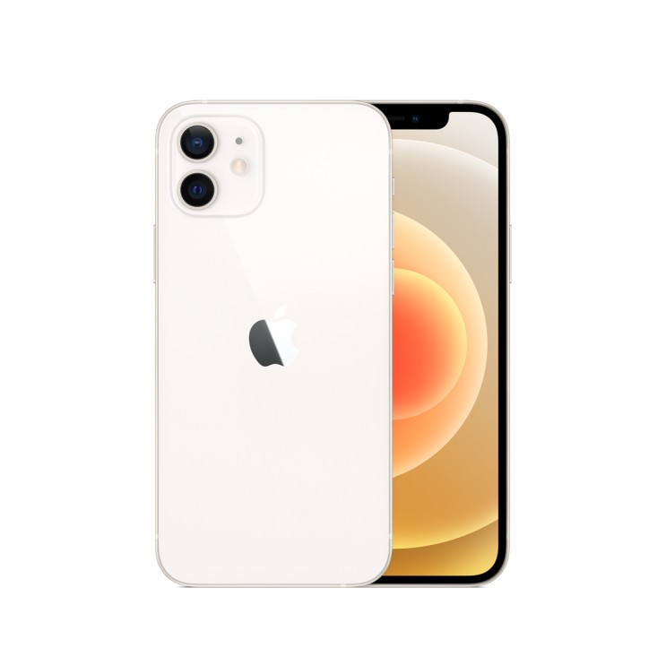 Apple 아이폰 12, 공기계, White, 256GB