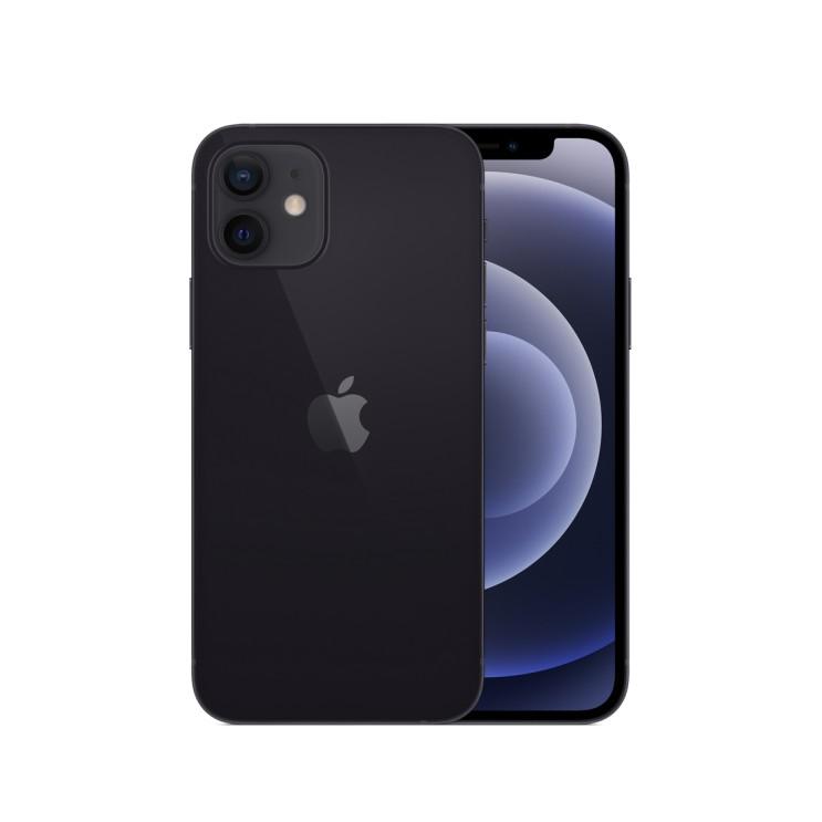 Apple 아이폰 12, 공기계, Black, 256GB