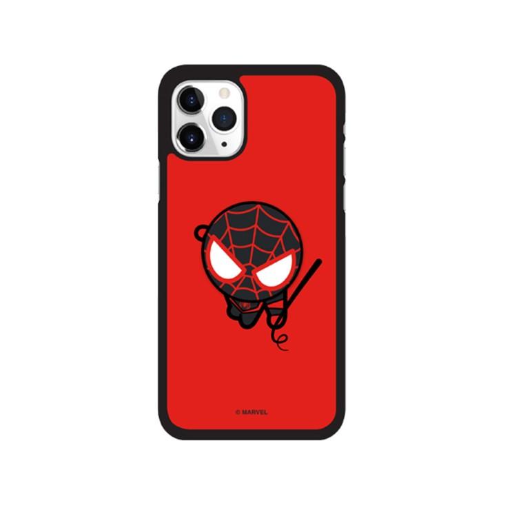 마블 아이폰12프로 카와이 시리즈 01 스마트톡 알룸 핸드폰 케이스 - [ 어벤져스 / 캐릭터 그립톡 범퍼 ]