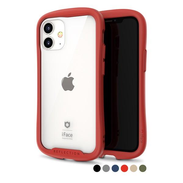 [강화유리증정+30%할인+무배] iFace 아이폰12 mini 리플렉션 케이스 [qp-00875]