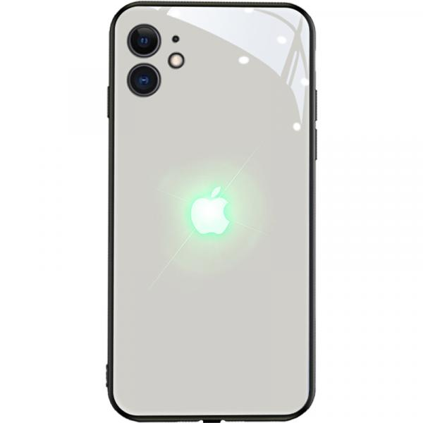 소리반응 LED 아이폰12 미니 프로 프로맥스 케이스 iphone 12 mini pro max case 인싸 폰케 유리