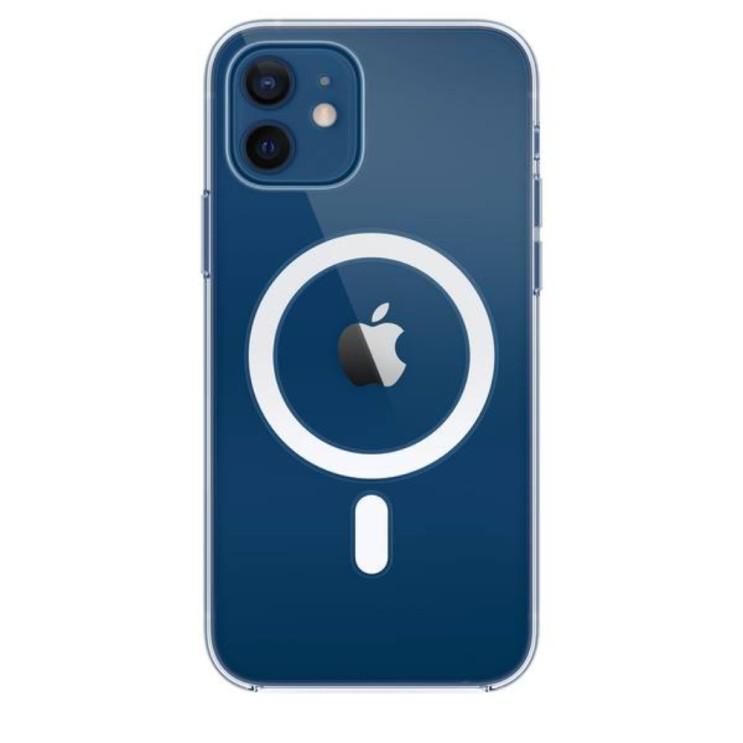 아이폰12 맥세이프 표시 투명 케이스