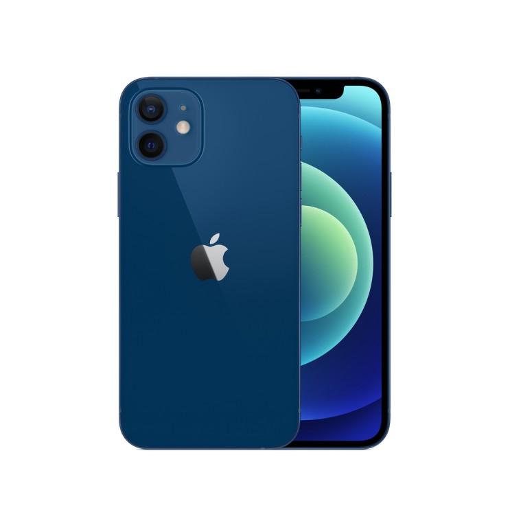 Apple 아이폰 12, 공기계, Blue, 64GB