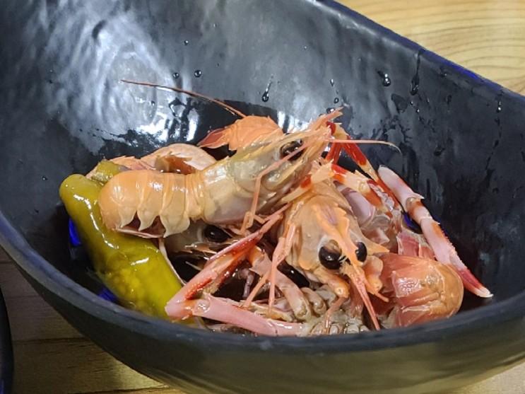 서귀포 맛집 가성비 끝판왕 딱새우장 별미 양혜란 식당
