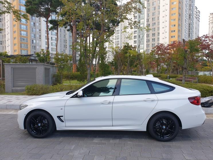 [3시리즈] 구미 김천 BMW 3GT MSP 출고 후기 (알파인화이트 / 블랙)