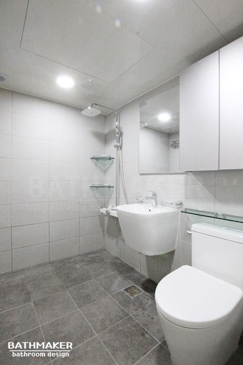 한국풍림아파트) 신곡동 욕실인테리어