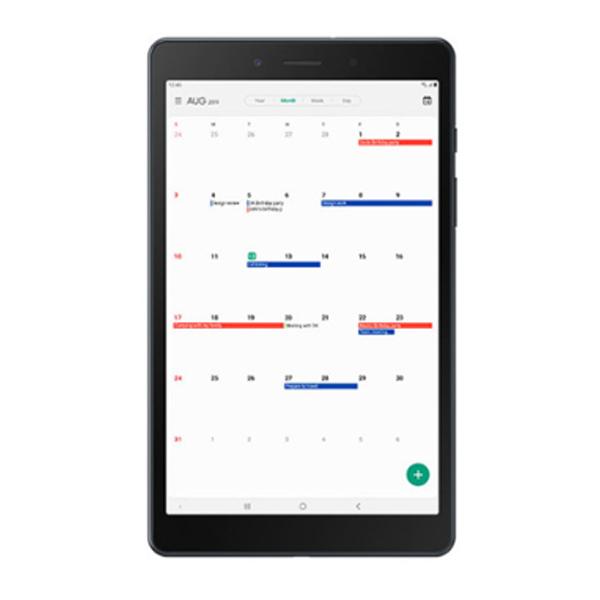 삼성전자 2019 갤럭시탭 A 8.0, Wi-Fi+Cellular, 블랙, 32GB, SM-T295N