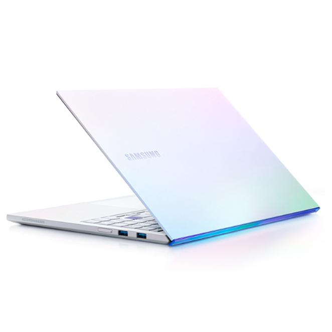 삼성전자 갤럭시북 이온 노트북 NT950XCR-A38A 아우라 실버 (i3-10110U 39.6cm), NVMe 256GB, 8GB, WIN10 DSP