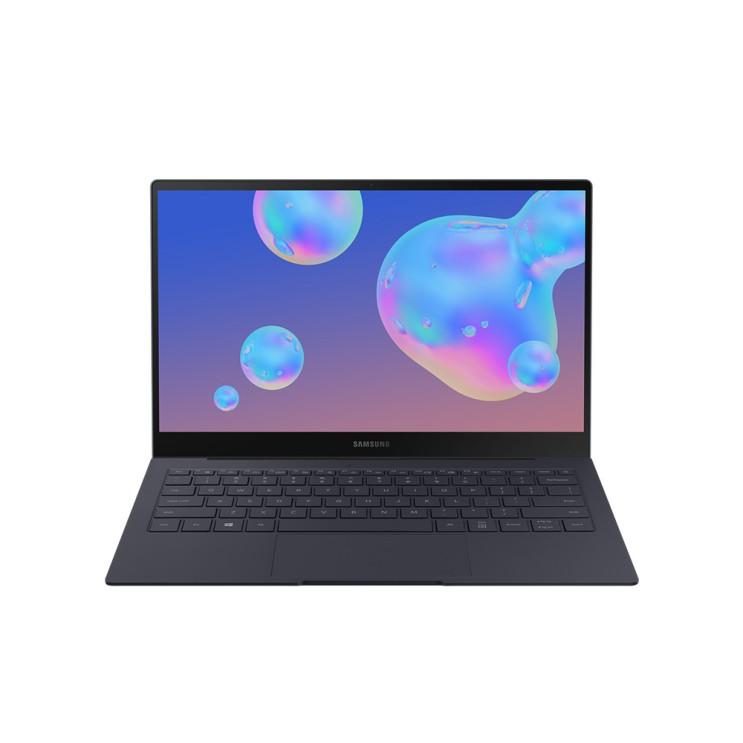 삼성전자 갤럭시북 S NT767XCM-K58S Mercury Gray (Wi-Fi전용 i5-L16G7 33.7cm Win10 Home)+파우치+한컴오피스, 포함, eUFS 256G