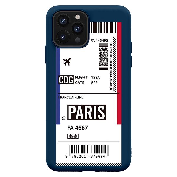 저스트포유 보딩 컬러 소프트 휴대폰 케이스