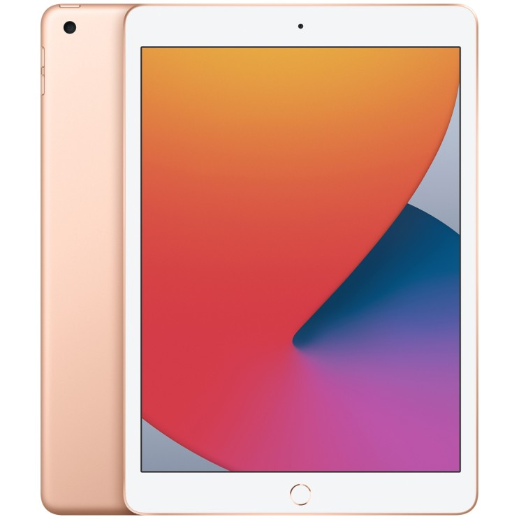 Apple 2020년 iPad 10.2 8세대, Wi-Fi, 32GB, 골드