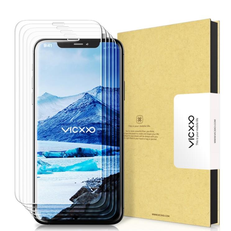 빅쏘 2.5C 강화유리 휴대폰 액정보호필름 5p, 1세트