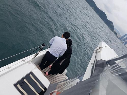 '바다해양장' 부산 앞바다에서 품격 있는 장례, 안전하게 치르다