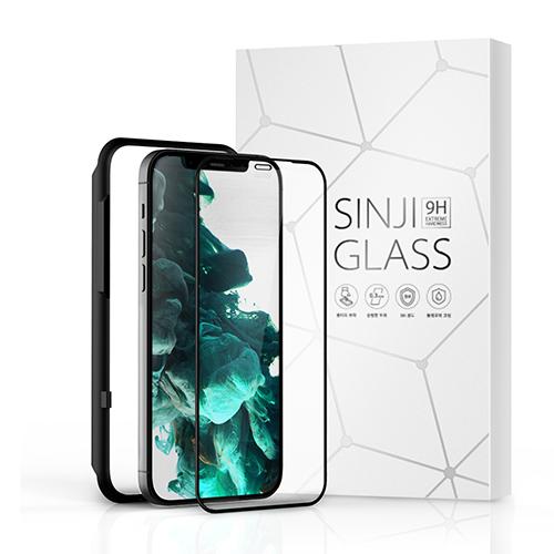 신지모루 3Dx 터치 강화유리 휴대폰 액정보호필름, 1세트