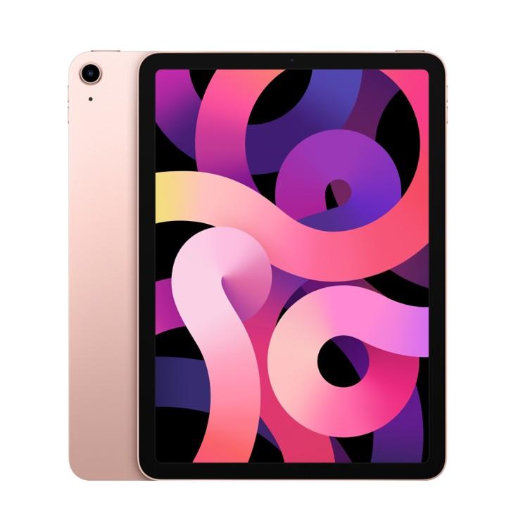 Apple 2020년 iPad Air 10.9 4세대, Wi-Fi, 64GB, 로즈 골드