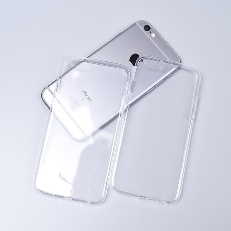 모비스퀘어 0.5mm 슬림 아이폰12 투명 케이스
