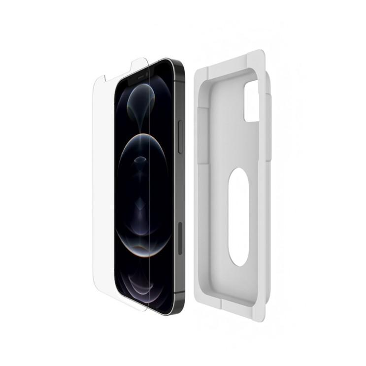 벨킨 울트라 인비지글라스 휴대폰 강화유리 필름 OVA037zz, 1개